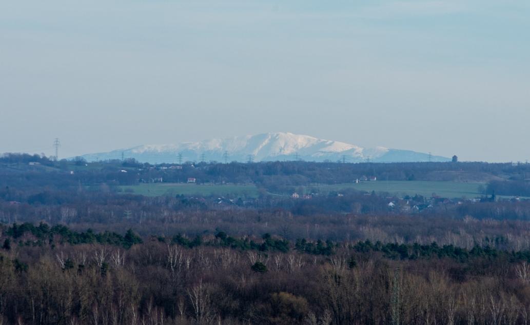 Babia Góra z Gliwic