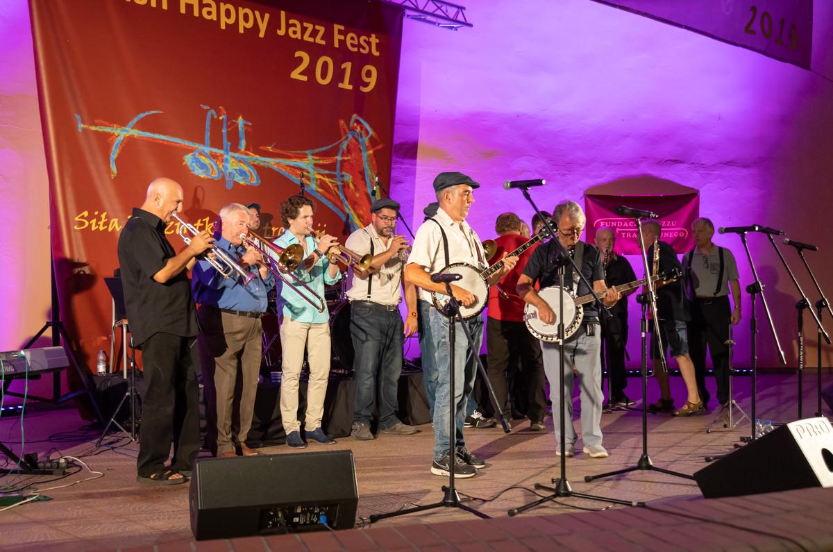 Polish Happy Festiwal Jazz Fest 2019