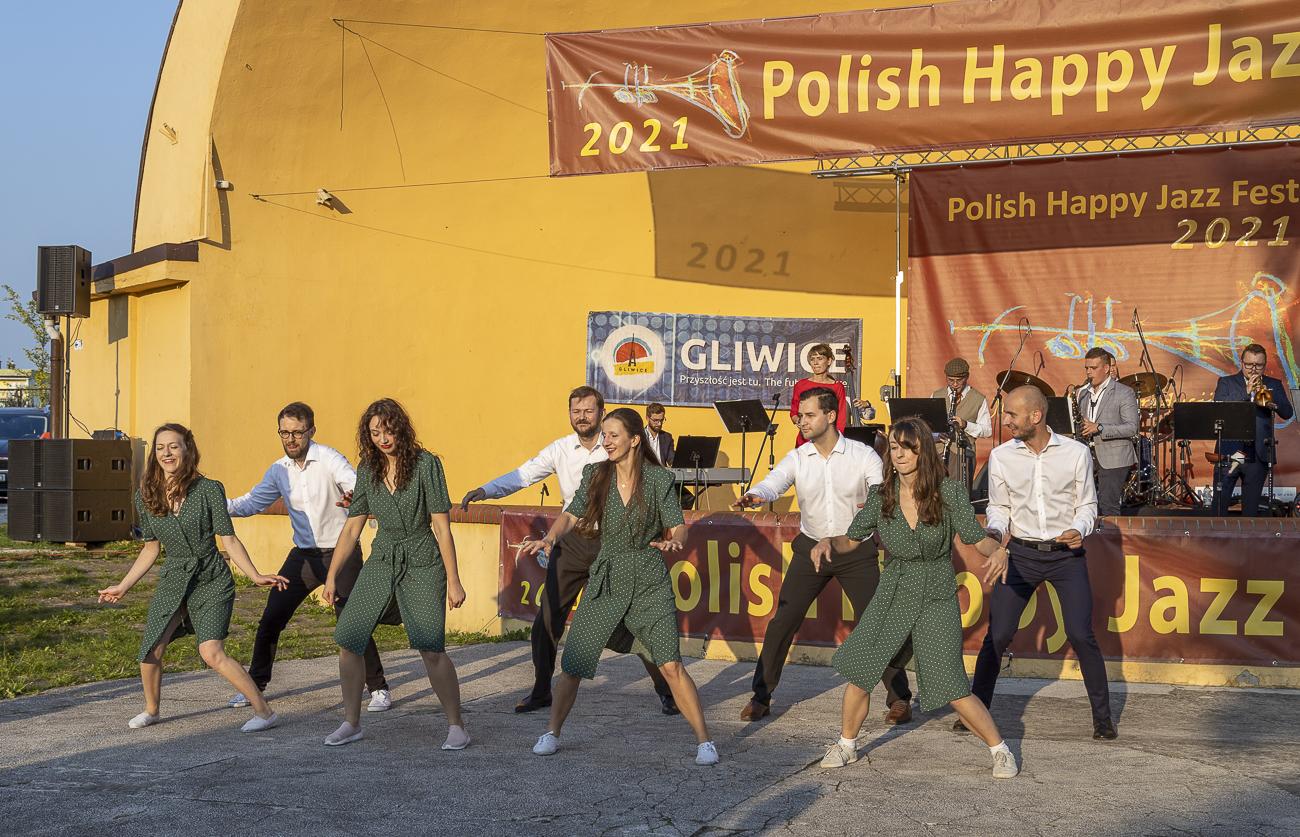 Polish Happy Festiwal Jazz Fest 2021