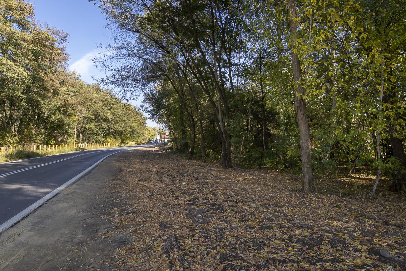 Droga rowerowa Giełda Samochodowa - Sośnica