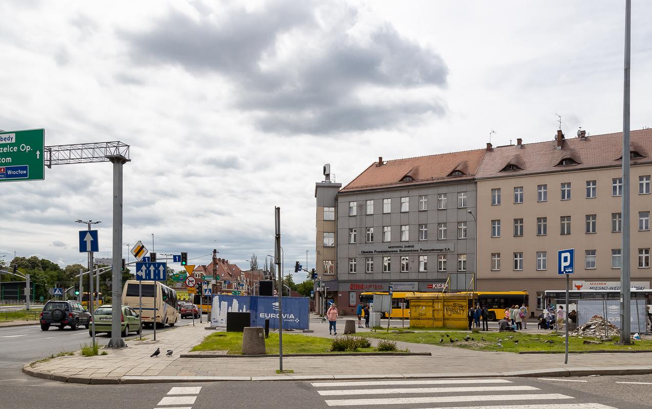 Centrum Przesiadkowe w Gliwicach
