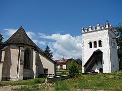 Słowacja i Węgry 2008