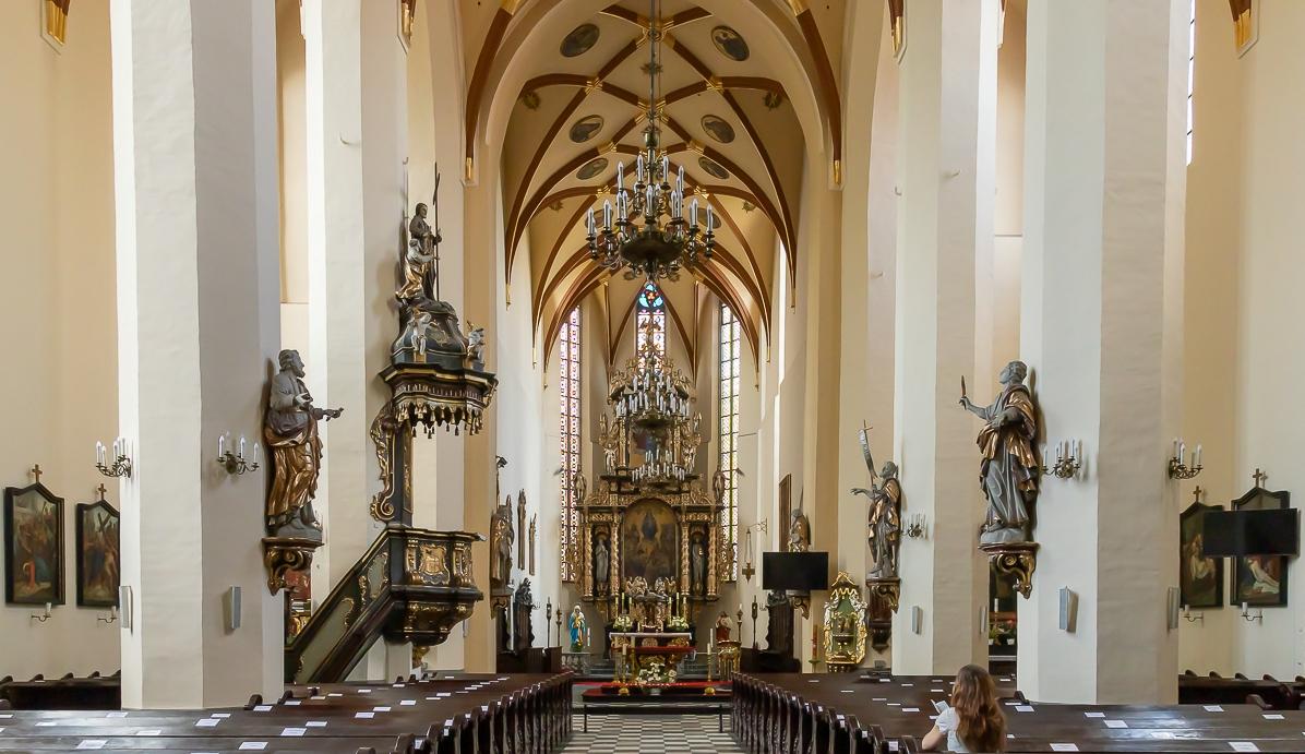 Kościół farny p.w. Wszystkich Świętych w Gliwicach