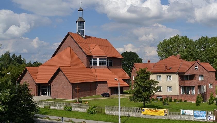 parafia św. Jacka w Gliwicach-Sośnicy